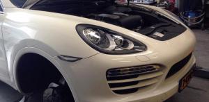 Reparatie van uw auto
